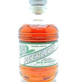 Peerless Peerless Barrel Proof Straight Rye Whiskey  750 ml