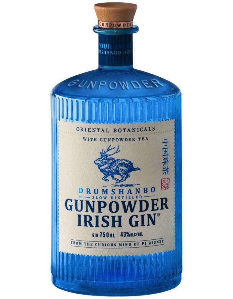 Drumshanbo Irish Gunpowder Gin 750 ml