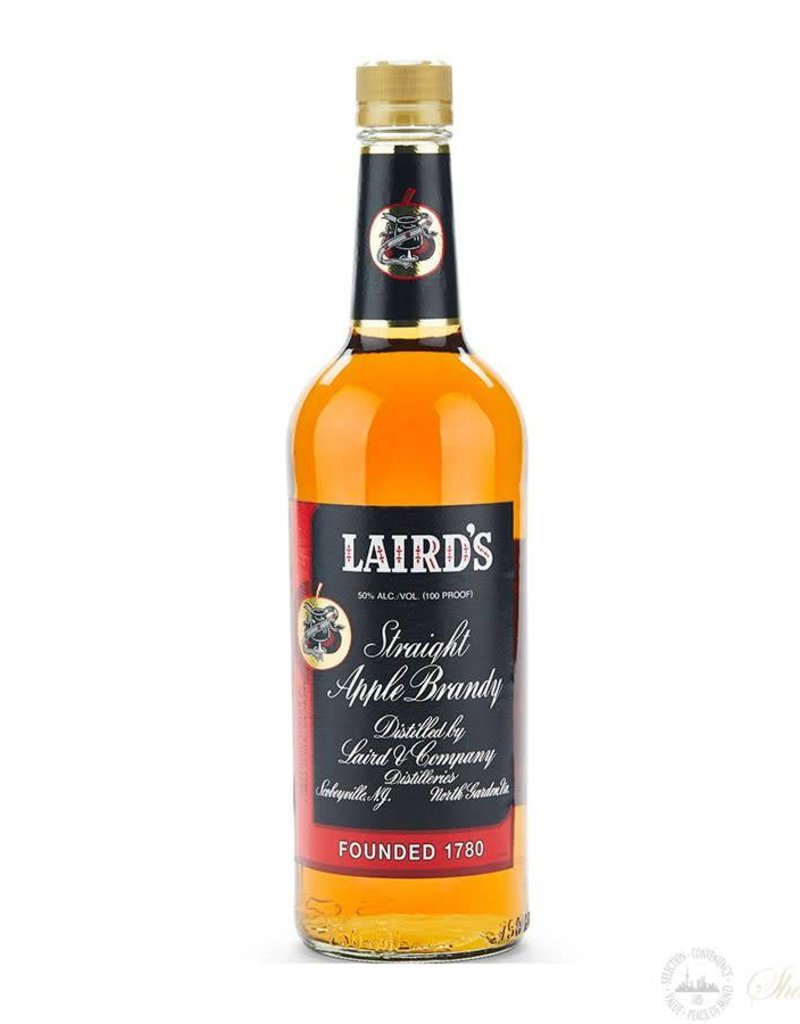Laird & Co. Laird's Straight Apple Brandy Bottled-in-Bond 750 ml