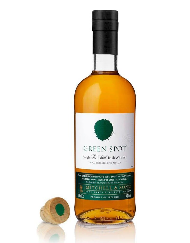 Jameson's Green Spot Irish Whiskey Pot Still  750 ml