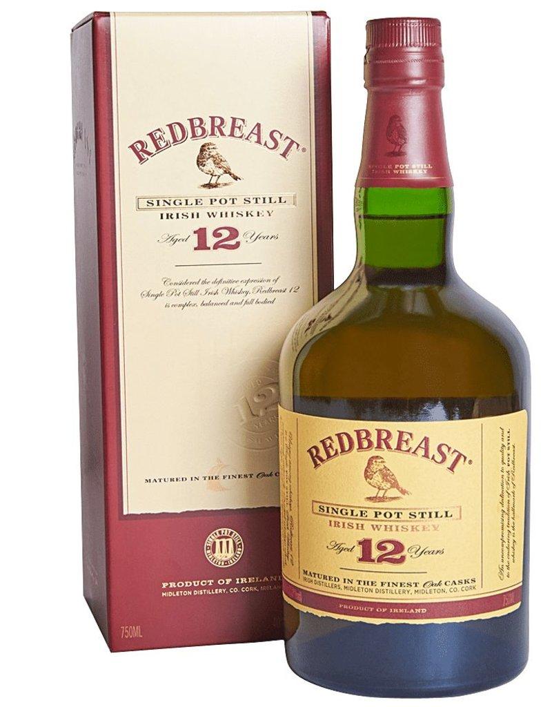 Redbreast Redbreast 12 year old Irish Whiskey  750 ml