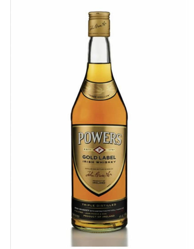 Powers Gold Label Irish Whiskey 750 ml