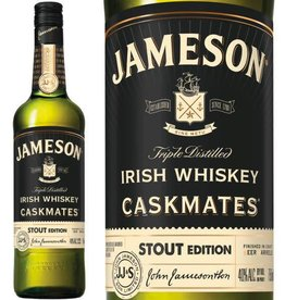 Jameson's Jameson Caskmate Stout Barrel finished Irish Whiskey  750 ml