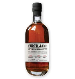 Widow Jane Widow Jane Straight Bourbon Whiskey  750 ml