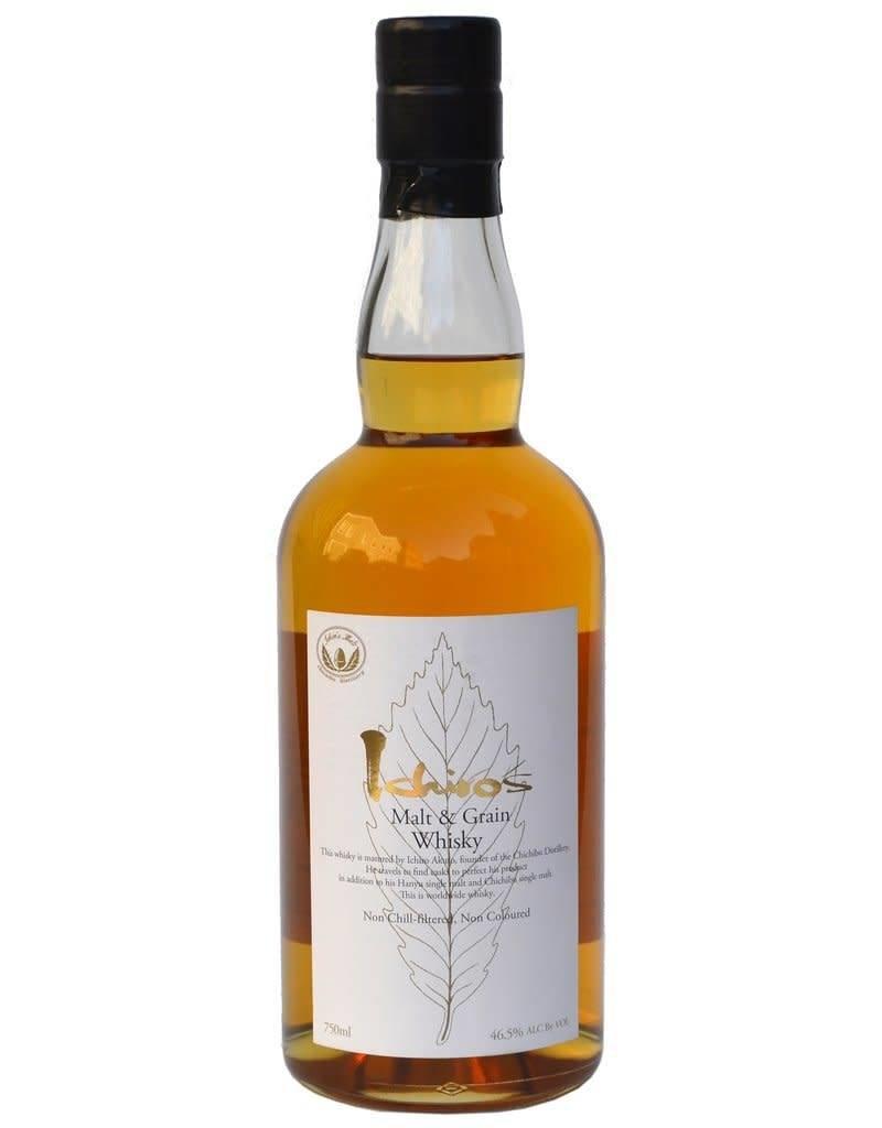 Chichibu Chichibu Ichiro's Malt & Grain Whisky  750 ml