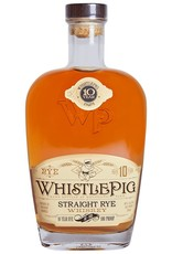 Whistle Pig Whistle Pig Farm 10 year old Straight Rye  750 ml