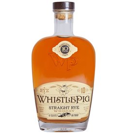 Whistle Pig Whistle Pig Farm Straight Rye  750 ml