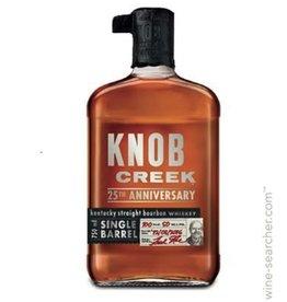 Knob Creek 25th Anniversary Single Barrel Bourbon 750 ml