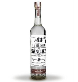 La Herencia de Sanchez Pechuga de Codorniz Mezcal  750 ml