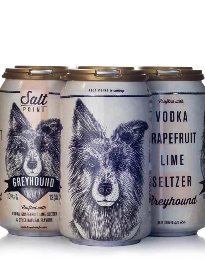 Salt Point Salt Point Greyhound 4 pack 12 oz