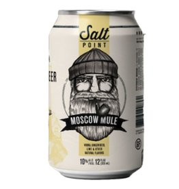 Salt Point Salt Point Moscow Mule 12 oz SINGLE