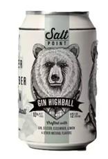 Salt Point Salt Point Gin Highball 12 oz SINGLE
