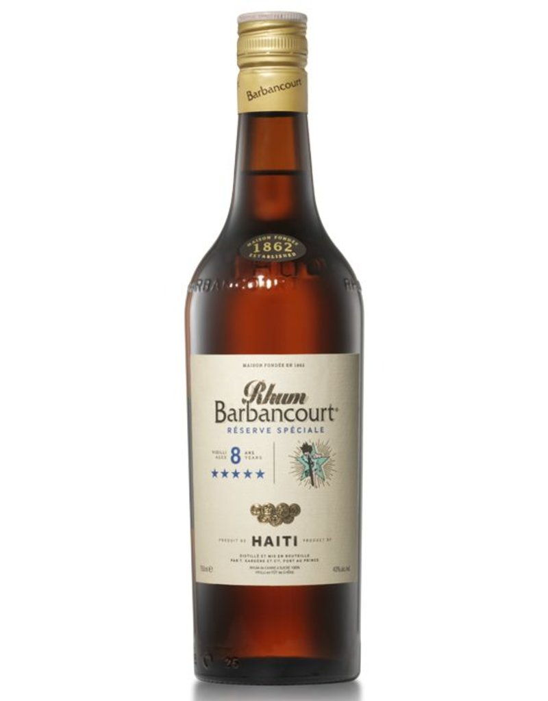 Barbancourt Barbancourt 5 star Reserve Speciale 8 year old Rum Haiti  750 ml