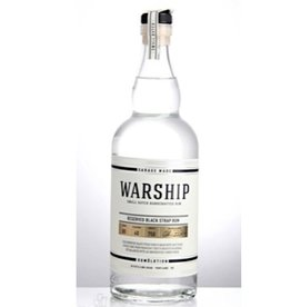Warship Warship Small Batch Handcrafted Rum  750 ml
