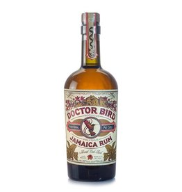 Two James Two James Spirits Doctor Bird Rum Jamaica  750 ml