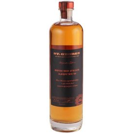 St. George Spirits St. George Spiced Pear Liqueur  750 ml