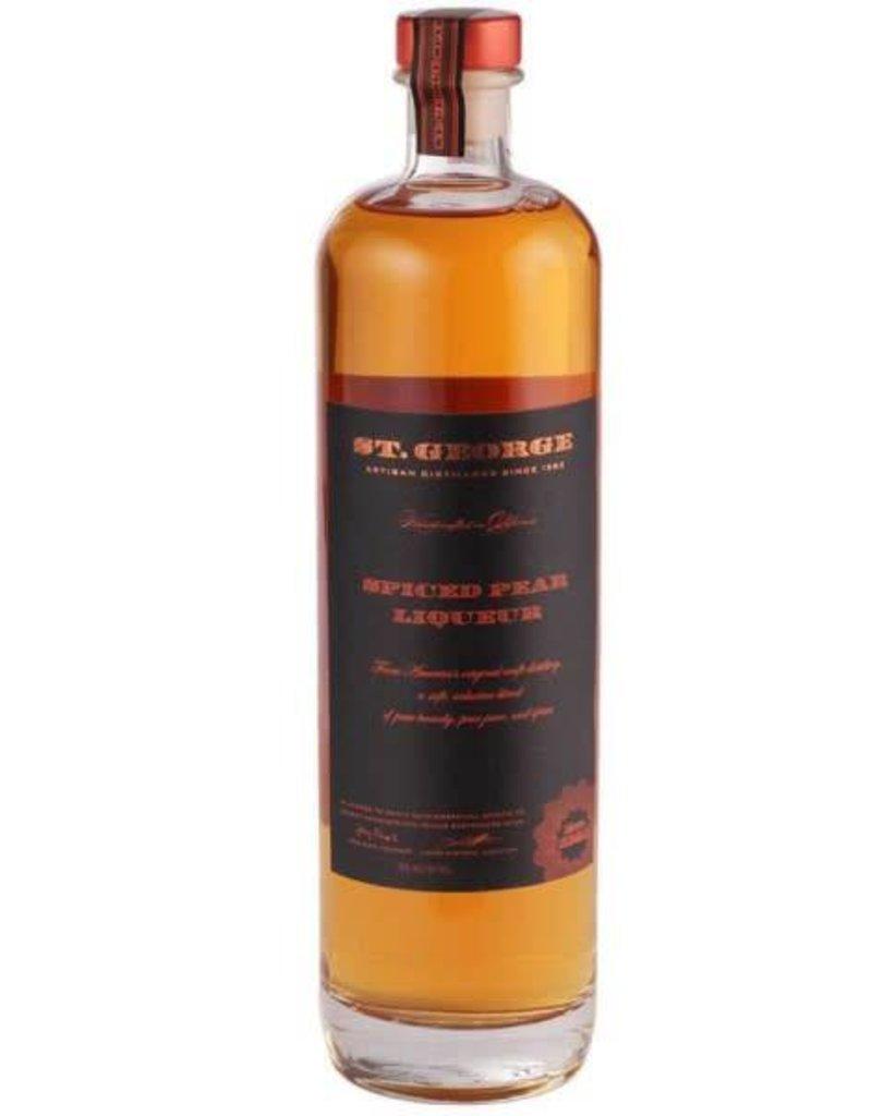 St. George Spirits St. George Spiced Pear Liqueur  750 ml