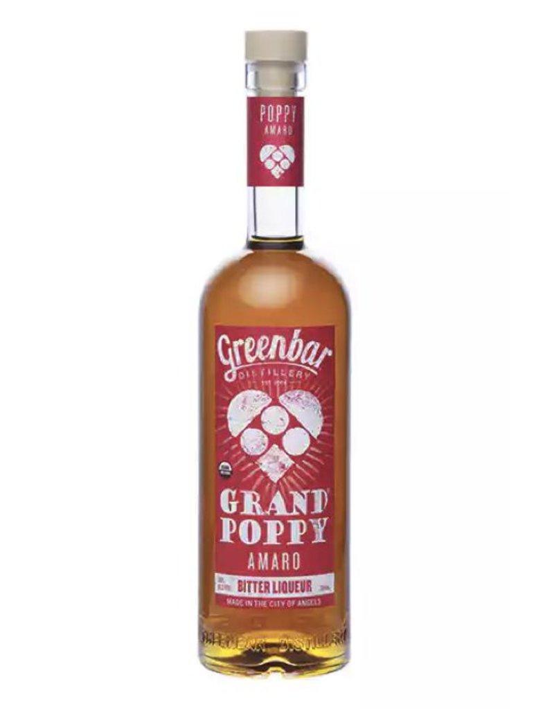 Greenbar Grand Poppy Amaro 750mL