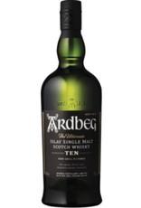 Ardbeg Ardbeg 10 year old Islay Single Malt Scotch  750 ml