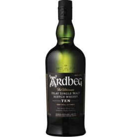 Ardbeg Ardbeg 10 year old Islay Single Malt Scotch  750 ml