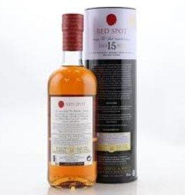 Jameson's Red Spot Irish Whiskey 15 year 750 ml