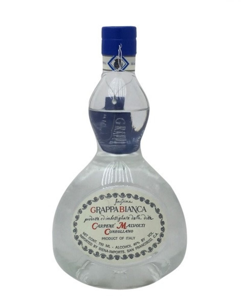 Carpene Malvolti Carpene Malvolti Grappa Bianca  750 ml