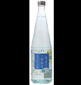Shirataki Shirataki Namazake No Jozen Mizunogotoshi Sake 720 ml