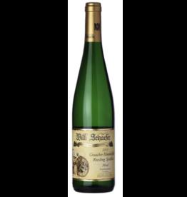 Willi Schaefer 2016 Willi Schaefer Graacher Himmelreich Riesling Spatlese Mosel  750 ml