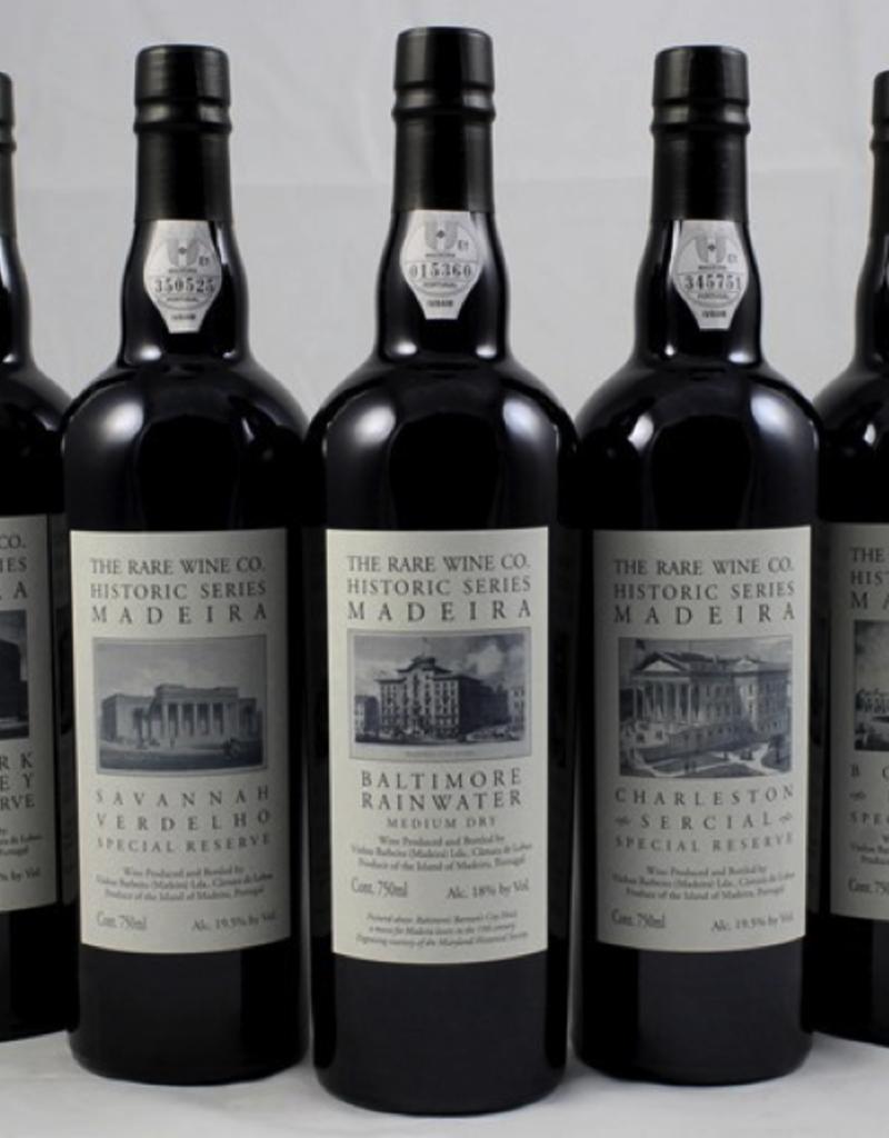 Rare Wine Co. RWCo. Boston Bual Historic Madeira  750 ml