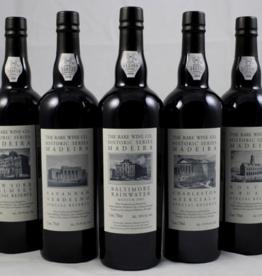 Rare Wine Co. RWCo. Charleston Sercial Historic Madeira  750 ml