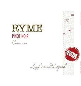 Ryme Cellars 2016 Ryme Cellars Las Brisas Vineyard Pinot Noir 750 ml