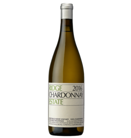 Ridge 2013 Ridge Chardonnay Monte Bello  750 ml