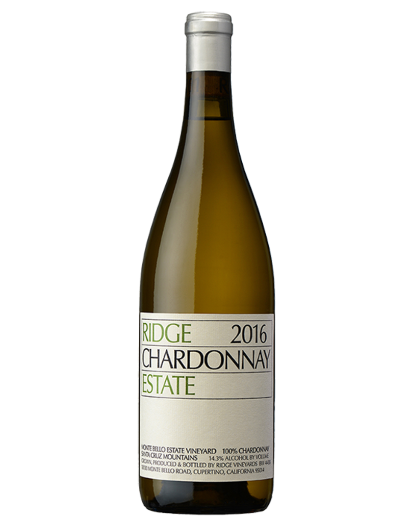 Ridge 2013 Ridge Chardonnay Monte Bello  750 ml