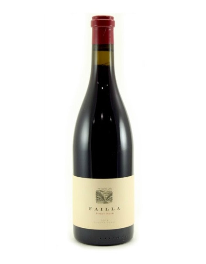 Failla 2019 Failla Sonoma Coast Pinot Noir  750 ml