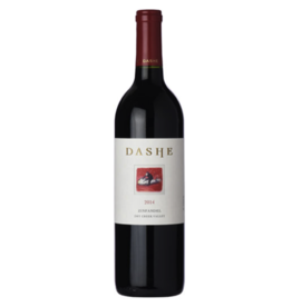 Dashe 2018 Dashe Cellars Vineyard Select Zinfandel California  750 ml