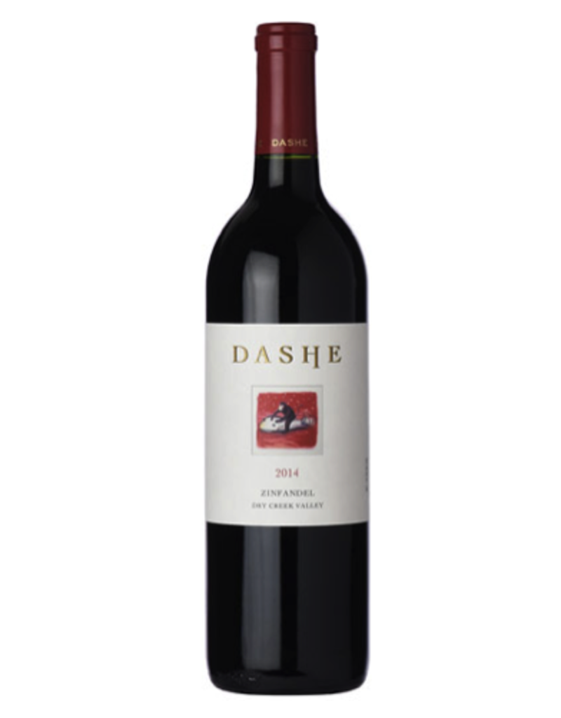 Dashe 2018 Dashe Cellars Vineyard Select Zinfandel California  750 ml