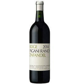 Ridge 2018 Ridge Pagani Ranch Zinfandel  750 ml