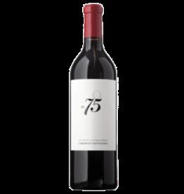 2018 The Seventy Five Wine Co. 75 Cabernet Sauvignon California 750 ml