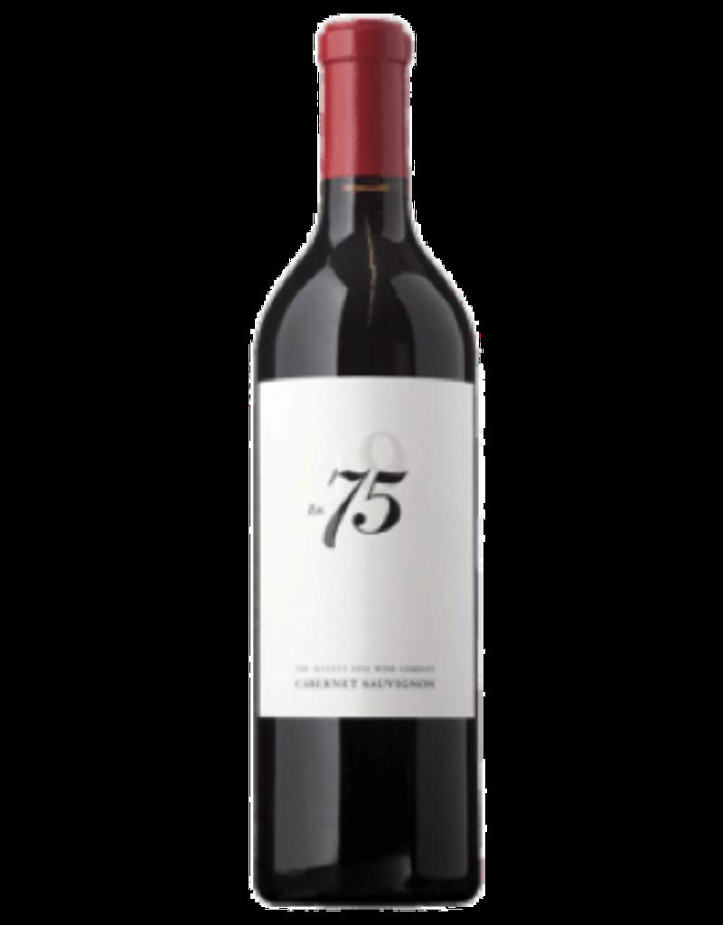 2018 The Seventy Five Wine Co. Cabernet Sauvignon California 750 ml
