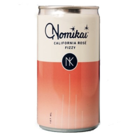 Lost Generation Nomikai Canned Fizzy Rosé  4 pack 187 ml