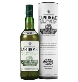 Laphroaig Laphroaig Quarter Cask Islay Single Malt Scotch  750 ml