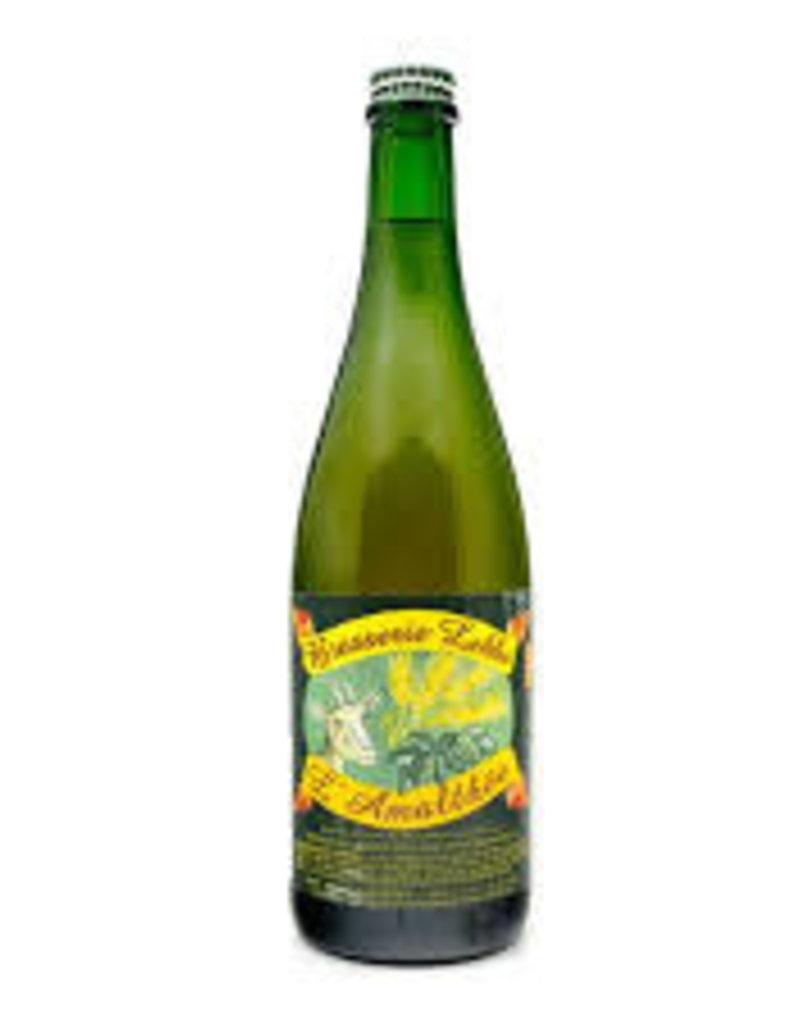 Brasserie Lebbe L'Amalthee Farmhouse Ale 750 ml