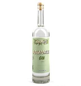 Bar Matt Bar Matt Equitorial Navy Strength Gin  750 ml