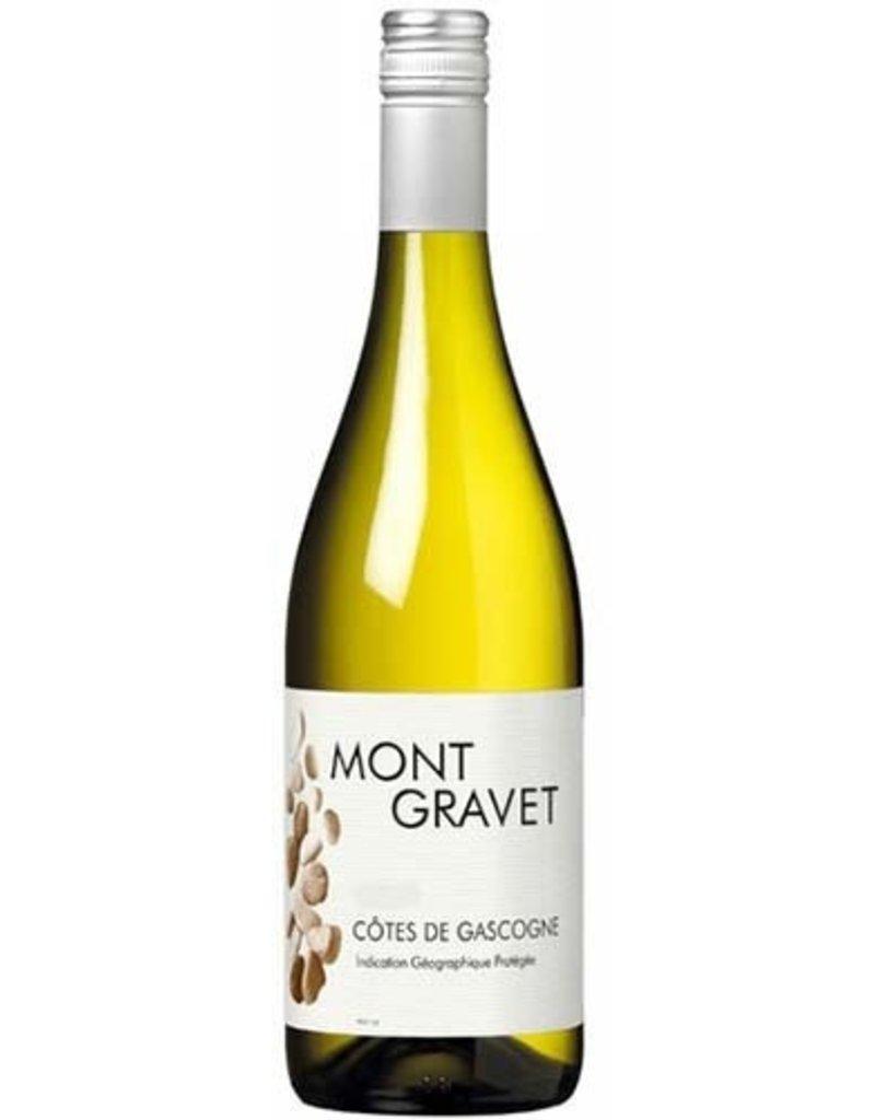 Mont Gravet 2020 Mont Gravet Cotes de Gascogne Blanc  750 ml