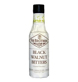 Fee Bros Fee Bros Black Walnut Bitters  5 oz