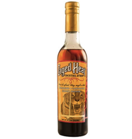 Caged Heat Caged Heat Cocktail Syrup  375 ml