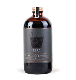 3/4 oz 3/4 oz. Cola Syrup  500 ml