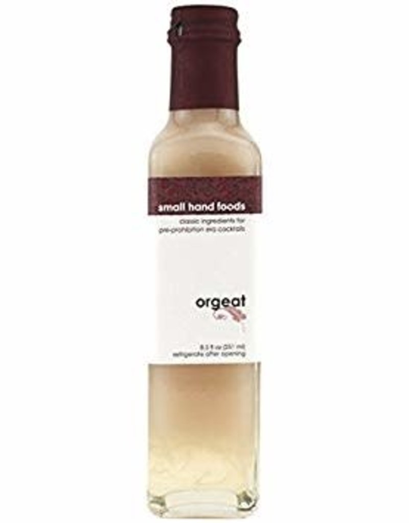 Small Hand Foods Small Hand Foods Orgeat  8.5 oz