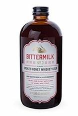 Bittermilk Bittermilk No.3 Smoked Honey Whiskey Sour  17 oz