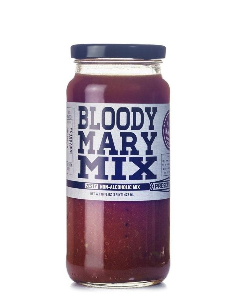 Preservation Preservation Bloody Mary Mix  32 oz